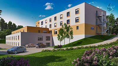 Pflegeappartements Bayreuth Uebersicht