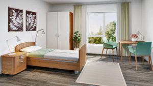 Pflegezimmer Bayreuth Pflegezentrum Wohnung