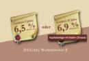 Geldanlage bis zu 6,9 Prozent Zinsen
