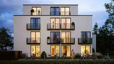 2 Zimmer Appartements München in Bayern