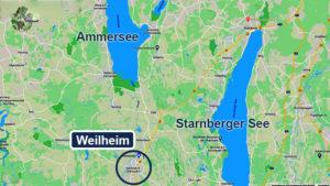 Pflegeheim zwischen Ammersee Starnberger See