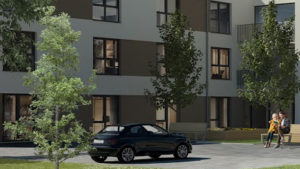 Pflegeappartements Hohenlockstedt Detailansicht
