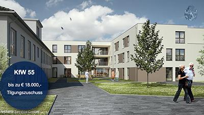 Pflegeimmobilie Hohenlockstedt aktuelles Angebot