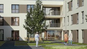 Pflegewohnung Hohenlockstedt bei Itzehoe
