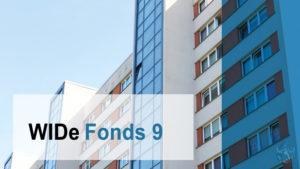 WIDe Fonds 9 Cover Ott Investment AG