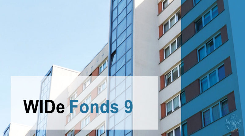 WIDe Fonds 9 Cover Ott Investment AG