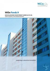 WIDe Fonds 9 Cover Prospekt