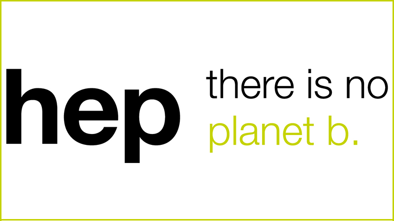 hep there is no planet b