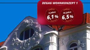 Artikelbild DEGAG Wohnkonzept 1 Genussrechte hohe Zinsen