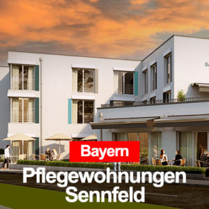 Pflegewohnungen Sennfeld Bayern